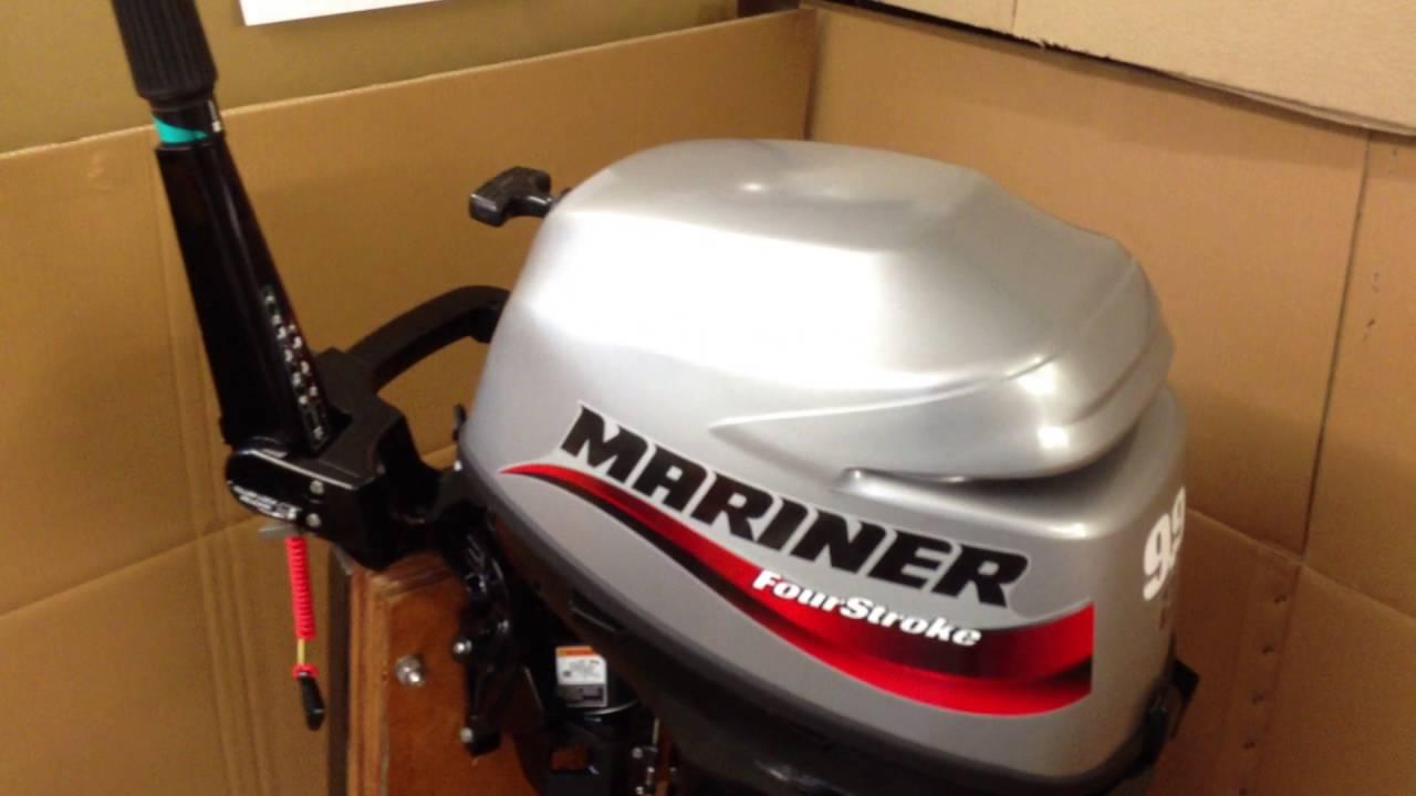 Mariner 9 9hp Four Stroke Outboard Review
