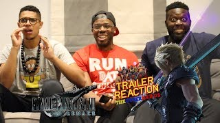 Final Fantasy VII Remake E3 Trailer Reaction