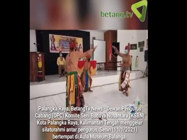 DPC KSBN Kota Palangka Raya Gelar Silaturahmi dan Bahas Program |betang.tv
