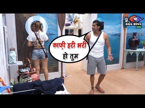 """Bigg Boss 12 : Karanvir Bohra Calls Jasleen Matharu """"Hari Bhari"""" !!"""
