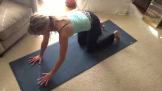 I Am Fifty Yoga: SAFE Adapted Chaturanga for 50-plus