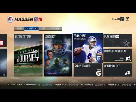 How to use custom roster in Madden 18Downloaded community files