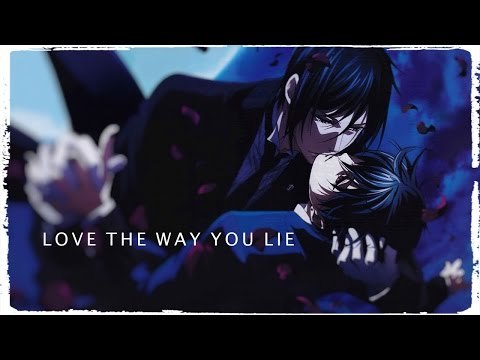Love the Way You Lie [Black Butler]