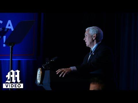 Mike Pence Visits Troy, MI - February 25, 2020