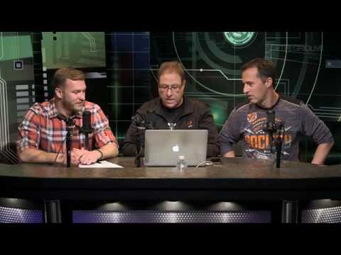 The Grid: Blind Critiques with Special Guest Erik Valind- episode 139