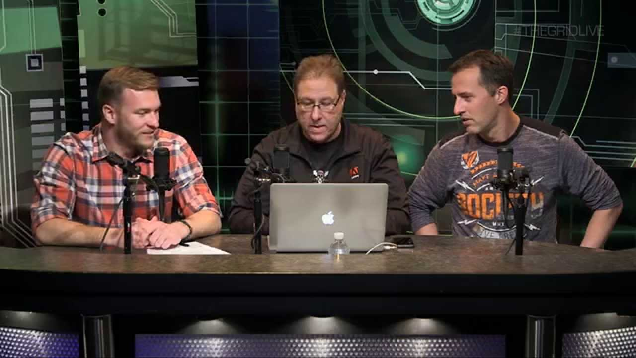 Download The Grid: Blind Critiques with Special Guest Erik Valind- episode 139