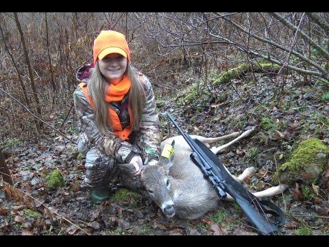 Devon and Hunter Rifle Deer Kills - Deer Hunting Pa 2016