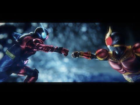 仮面ライダービルド 仮面ライダー クライマックスファイターズ CM スチル画像。CM動画を再生できます。