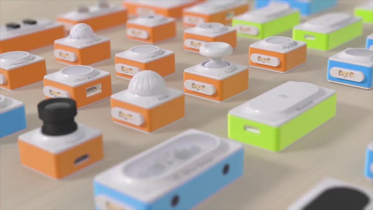 Makeblock Neuron – Creative Lab Kit - MTA Catalogue