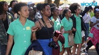 South Africa Girls Fight Racist Hair Policy