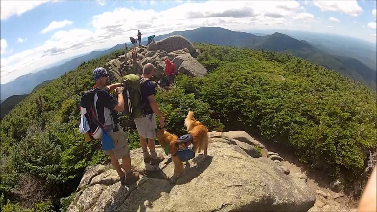 Twin Mountain Nh >> The North And South Twin Mountain Climb New Hampshire Youtube