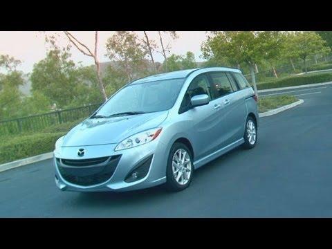 2012 Mazda5 Review - Kelley Blue Book