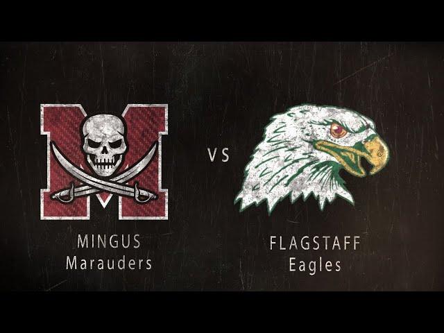 Mingus Marauder Basketball Senior Night vs Flagstaff Eagles