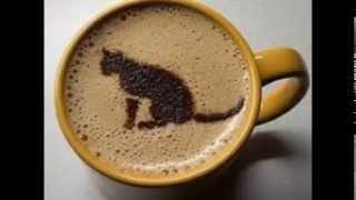Латте-арт. Рисунки на кофе. Советы бариста.(Трафаретная техника считается самой простой и понятной для неподготовленного кофемана. Вам достаточно..., 2014-09-29T17:25:02.000Z)