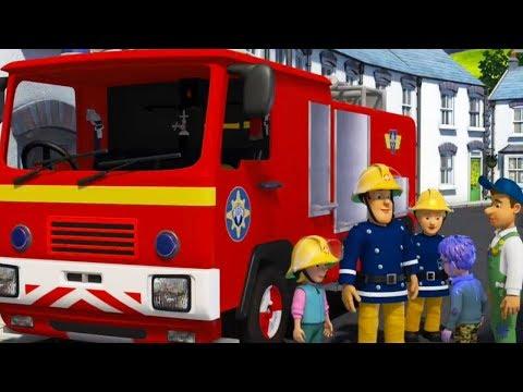 Fireman Sam full episodes HD   Pontypandy citizens are in trouble - Episodes Marathon 🚒🔥Kids Movie