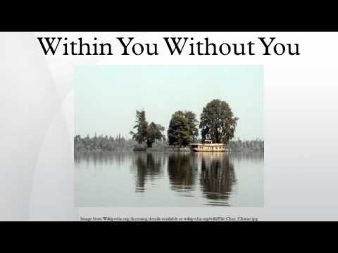 Within You Without You