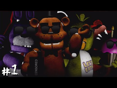 ACT 3 NOW! - Five Nights at Fuckboy's 3 FINAL MIX - #1