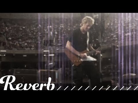 U2's The Edge: Guitar Tech Dallas Schoo On Recording | Reverb Interview