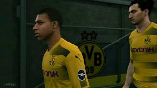 FIFA ONLINE 3 LEGEND RANKING FULL PSG +8 TEAM 2-1 MBAPPE!