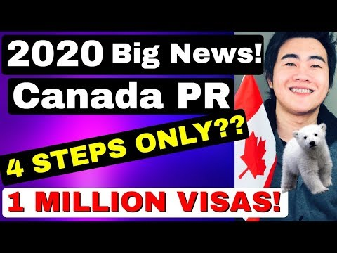 2020 BEST TIPS FOR SUCCESSFUL IMMIGRATION TO CANADA AND HOW TO APPLY UNDER EXPRESS ENTRY