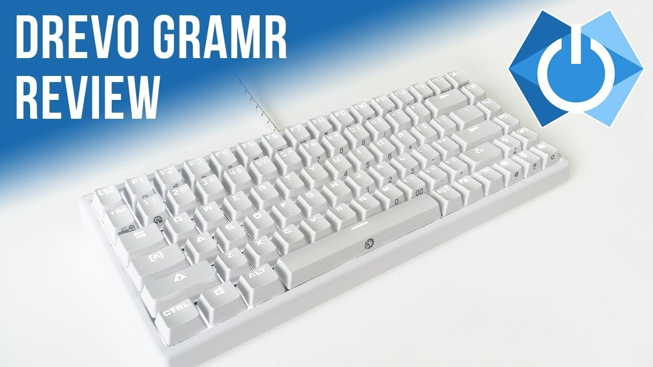 drevo gramr review is a cheap mechanical keyboard worth it youtube