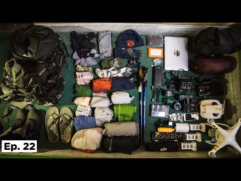 WHAT TO PACK FOR TREKKING THE ANNAPURNA CIRCUIT & ANNAPURNA BASE CAMP! RECAP/REVIEW! Ep. 22