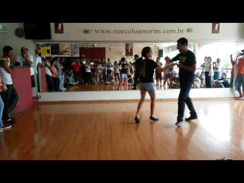 Daniel Marinho e Vanessa (BA) - Dançando Forró Roots no WFC