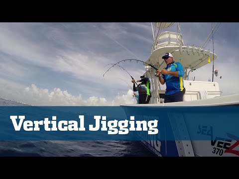 Vertical Jigging Action Tackle Tips Techniques - Florida Sport Fishing TV