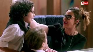 يوميات زوجة مفروسة أوي ج2 - لما أمك تراجع معاك الإمتحان وتلاقيك حالل غلط (إلا الشبشب يا ماما)