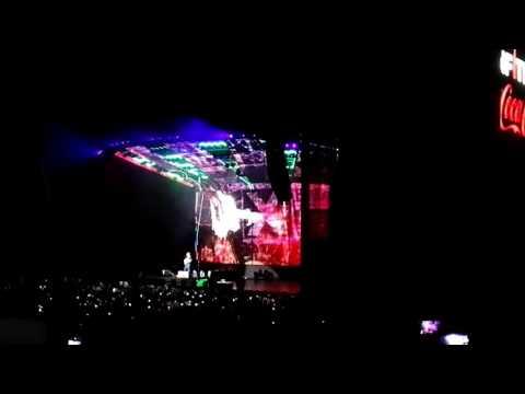 Galway Girl - Ed Sheeran, 06/06/2017 Costa Rica