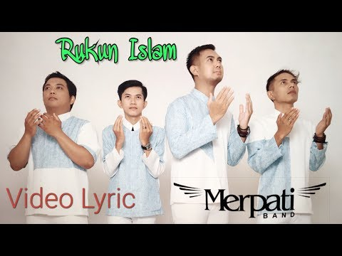 Lagu Terbaru Merpati - Rukun Islam (Official Lyric Video)