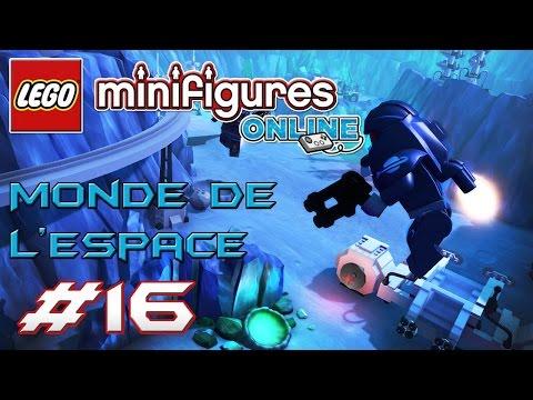 Lego Minifigures Online FR #16 Le Monde de l'Espace 4/8