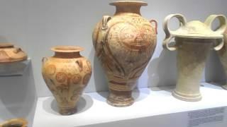 видео археологический музей ираклиона