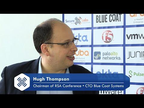Blue Coat - Vernieuwd portfolio - interview Hugh Thompson