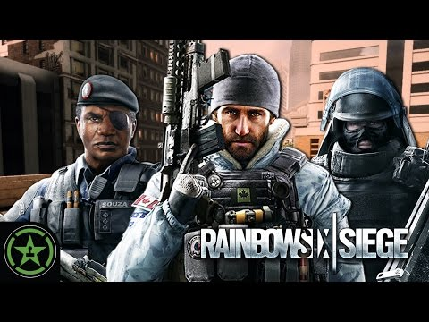 Let's Play - Rainbow Six: Siege with Gus