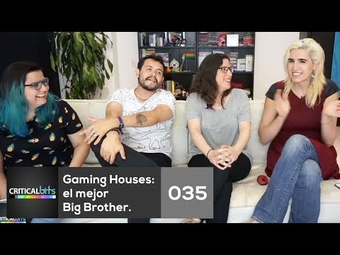 Las Gaming Houses serían un excelente Big Brother | Invitado: @SoyUnRex | CriticalBits 035