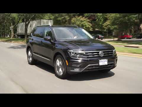 2018 VW Tiguan Test Drive & Review