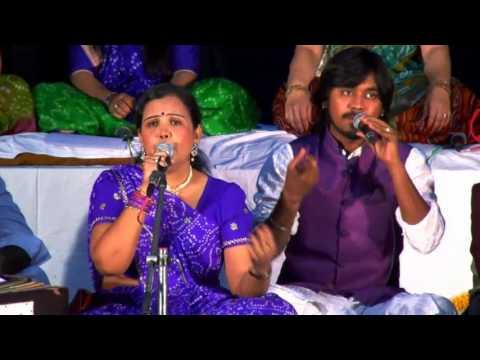 Gujarat Day Celebration 2016 sangati group Nisha parghi