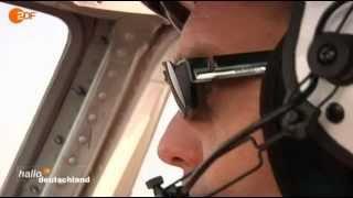 Rettungshelikopter im Einsatz - Christoph Sachsen-Anhalt - Dokumentation
