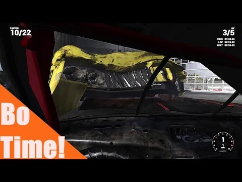 Bo and Cobey Play Next Car Game: Wreckfest |