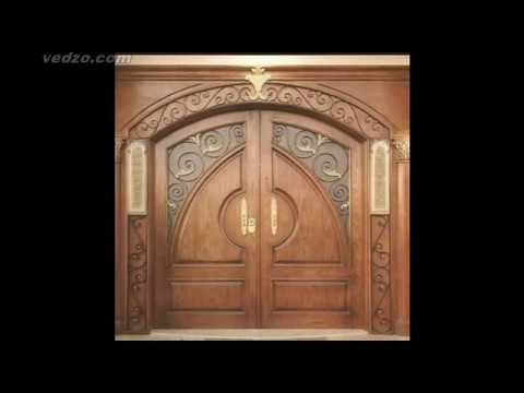Top 100 Wooden Door Design | Creative Unique Door Design