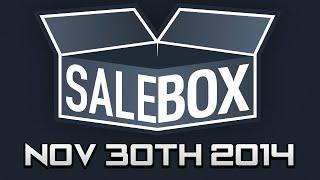 Salebox - Featured Deals - November 30th, 2014