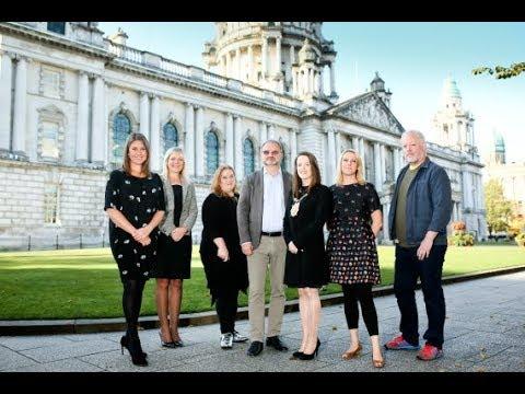 Lord Mayor of Belfast opens Belfast Culture Forum 2017