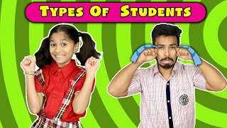 Types Of Student in School And College | Funny video | Pari's Lifestyle