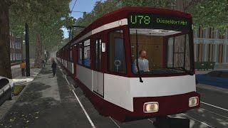 LET`S PLAY Stadtbahn Simulator Düsseldorf [01] | Von der Messe zum HBF