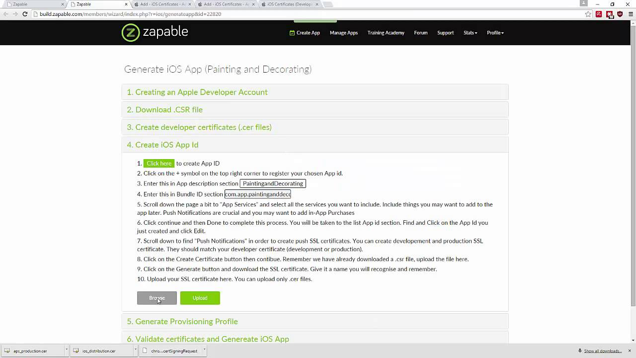 Zapable creating certficates for ios youtube zapable creating certficates for ios xflitez Image collections