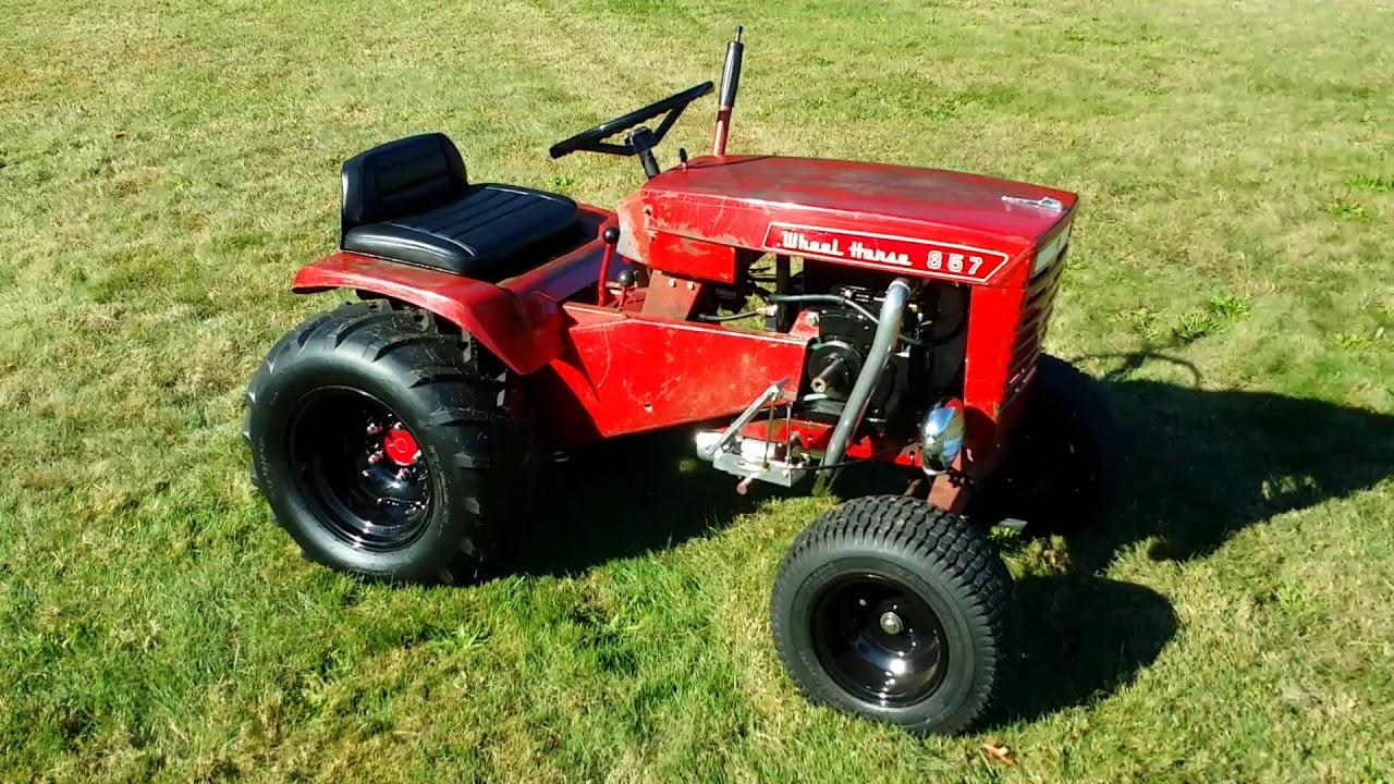 Wheel Horse Garden Tractor Parts