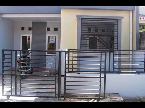 Hình ảnh hàng rào tường nhà tối giản Hình ảnh hàng rào nhà ống