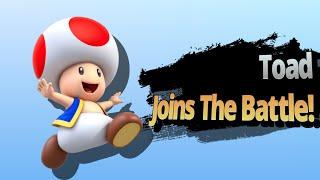 (JOKE)How To Get Toad in Super Smash Bros. Ultimate
