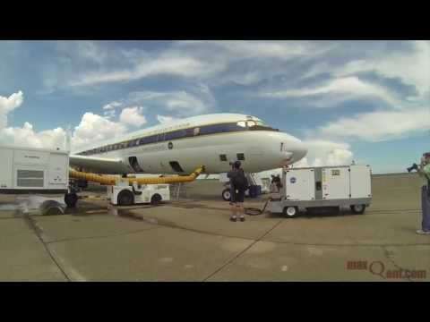 SEAC4RS NASA Social - DC-8 Tour